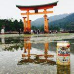 海外在住Webデザイナーが広島・宮島に行くとこうなる!鳥居に魅せられて♪