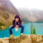 ベストなシーズンはいつ?10月のモレーン湖 in カナダ!!