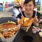 カナダBC州リッチモンドの港町!スティーブストンでフィッシュ&チップスを食べる!