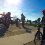 バンクーバーに遊びに来てくれた友をスタンレーパークでサイクリングおもてなし!