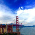 サンフランシスコ旅。ゴールデンゲートブリッジ行き方。フルハウスのロケ地めぐりは行くでしょうよ①