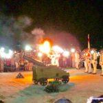 カバーニャ要塞はキューバっぽさが盛りだくさん③ 夜の大砲イベント