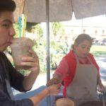 メキシコ、チョルーラの町でデザートを食す!!楽しくて気軽に味わうドリンクをご紹介!