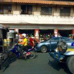 フィリピンのニノイ・アキノ国際空港からタクシー乗ってダウンタウン見てきた!